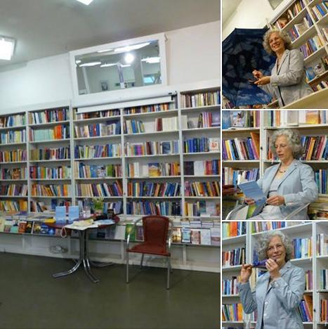 Buchpräsentation in Schwabing