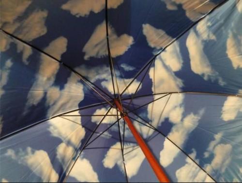 Mein Gute-Laune-Wolkenschirm