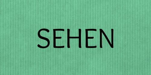 """""""Balance""""-Adventskalender zum Mitmachen: Sehen"""