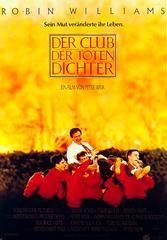 "Filmtipp: ""Der Club der toten Dichter"""