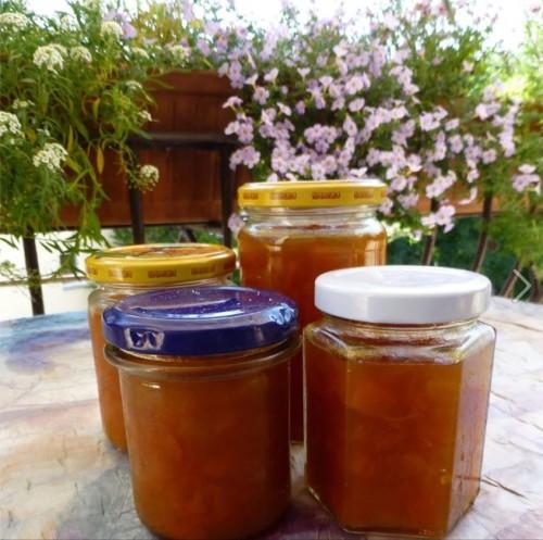 Marmelade oder Chutney kochen …