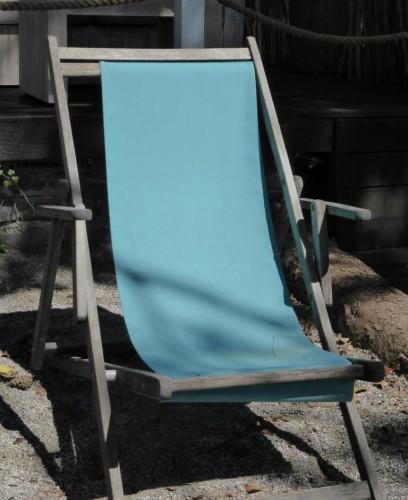 Wie mir ein türkiser Liegestuhl bei Zahnbohrschmerzen geholfen hat