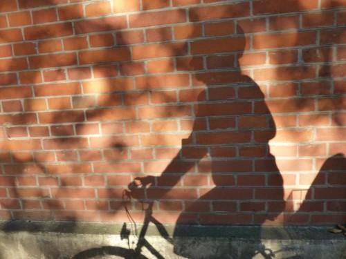 """""""Das Leben ist wie ein Fahrrad"""" (Zitat)"""