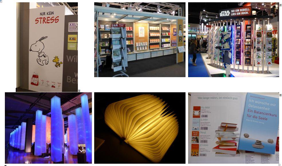 Collage Buchmesse Frankfurt 10-15