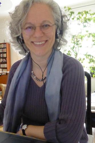 """Interview zum """"Seelenbalancieren"""" per Skype"""