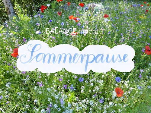 Sommerpause bis ca. Mitte September :-)