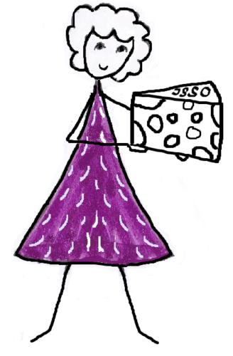ANNA beim Hosenkauf oder Das Emmentaler-Prinzip bei nicht so geliebten Körperregionen