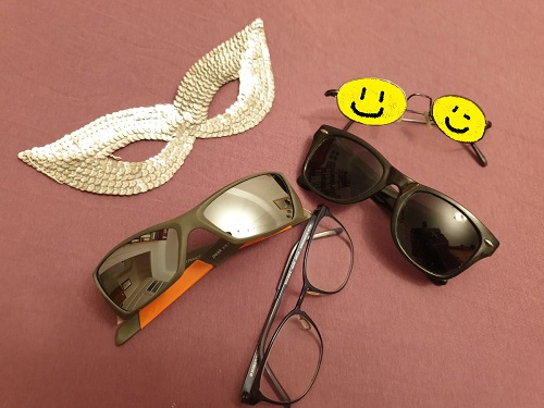 Impulsfragen im Dezember: Brillenwechsel