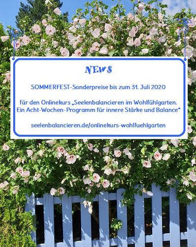 Noch bis Ende Juli …