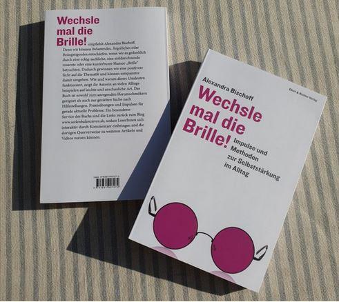 """""""Liebevoll"""": Neue Fünf-Sterne-Rezension für mein Buch """"Wechsle mal die Brille! Impulse und Methoden zur Selbststärkung im Alltag"""""""